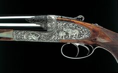 Holland and Holland Guns England Owned by Chanel