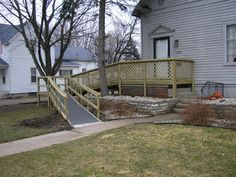 Wheelchair Ramp Milwaukee | Interior Me Pins | Pinterest | Wheelchair Ramp