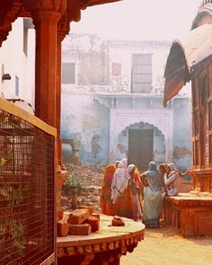 A Spiritual Getaway to Vrindavan, India