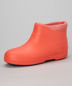 Look what I found on #zulily! Berry Wets Rain Boot by Nordic Grip #zulilyfinds