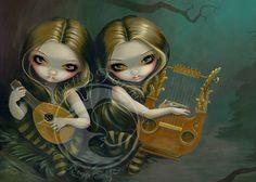 Art Jasmine Becket