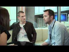 Strike Back: Season 3 Interviews - Philip Winchester, Sullivan Stapleton, Milauna Jackson, SDCC2013 - YouTube