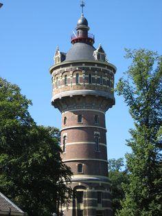 Deventer Watertoren - Lijst van watertorens in Nederland - Wikipedia