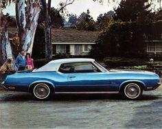 Oldsmobile Cutlass Supreme Hardtop Coupe 1972