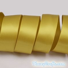 Dijon Gold Ribbon, Double Faced Satin Ribbon, Widths Available: 1 Satin Ribbons, Gold Ribbons, Postage Rates, Thing 1, Wet And Dry, Dressmaking, 50th, Xmas, Etsy Shop