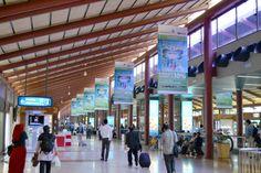 at terminal 2 F ....