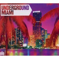 V.A. - UNDERGROUND MIAMI (3CD)