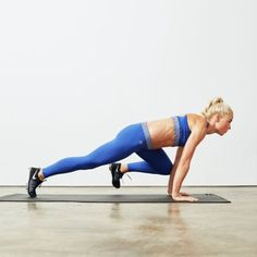 The 4-Minute, Total-Body Workout That's Proven to Be the Best For Weight Loss