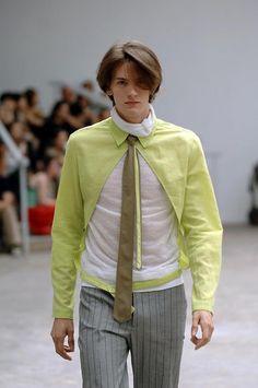 Moritz Rogosky S/S 2006 Menswear