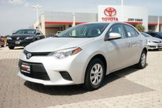2014 Toyota Corolla L #Toyota #Corolla #Sedan #ForSale #New | #Granbury #Weatherford #FortWorth #Cleburne #Abilene #JerryDurant