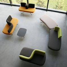 The Bondo Sofa from INNO   CONTEMPORIST
