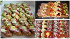 Už netreba hľadať nič iné: 17 najlepších domácich nátierok na obložené chlebíky   krásne tipy na servírovanie! Sushi, Cooking, Ethnic Recipes, Food, Red Peppers, Kitchen, Essen, Meals, Yemek