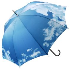 Regenschirm Blauer Himmel