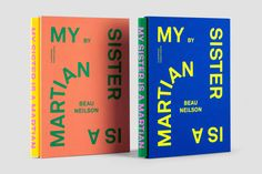 My Sister is a Martian by Design by Toko — The Brand Identity Branding, Brand Identity, Web Design, Graphic Design, Japan Design, Layout Design, Design Trends, Design Ideas, Book Cover Design