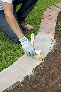 14 Innovative Garden Edging Ideas on The Cheap | Postris
