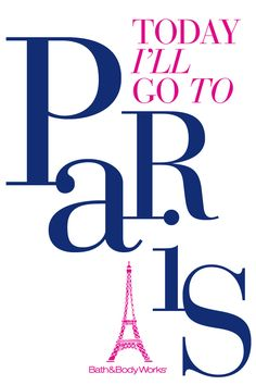... Make that EVERY day! #ParisAmour