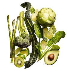 Eat Bright - Green advantages