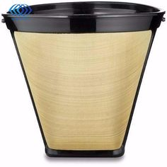 New Arrival  PP Brown Coffee M achine Stainless Steel Mesh Conical Solid-Liquid Separation Filter