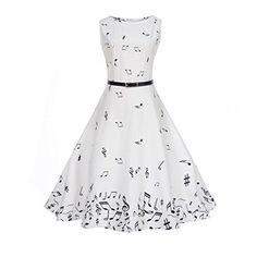 Lelili Women Tassel Retro Print Floral Maxi Dress V-Neck Sleeveless Plus Size Casual Loose Dress Summer Long Dress