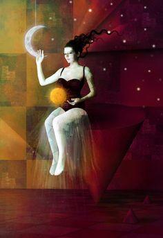 Tendencias surrealistas que canalizan las emociones. Una introspección a las mutaciones abstractas de Mariana, al subconsciente visceral y a la ficción bizarra. Mariana Palova www.marianapalova.com En http://www.apocrifa.com.mx/apocrifa-12/