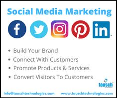 Social Media Marketing Companies, Social Media Branding, Social Media Tips, Branding Services, Build Your Brand, Online Business, Promotion, Communication, Competitor Analysis