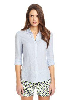 Savannah Linen Shirt