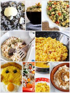 9 recetas de arroz