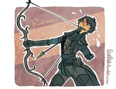 Rogue inquisitor after trespasser