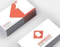 Forrest Real Estate - Branding & Identity