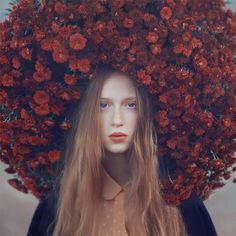 Oleg Oprisco is a brilliantly talented photographer from Lviv, Ukraine, who creates stunning surreal images of elegant women in fairy-tale or dream-like settings. Description from funnyphotos.eu. I searched for this on bing.com/images
