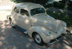 Car of the Week: 1937 Willys sedan - Old Cars Weekly