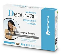 VenPharma Depurven estimula el metabolismo responsable de la eliminación de residuos. La combinación de extractos que se encuentra en VenPharma Depurven estimula la eliminación de toxinas por parte de riñones, hígado, intestino, pulmones e incluso la piel.