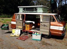 1962 Chevrolet Greenbrier Camper van