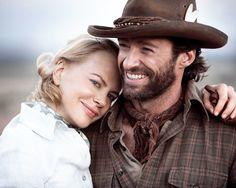 Nicole Kidman and Hugh Jackman - Australia