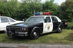 1980's police cars - Google Search
