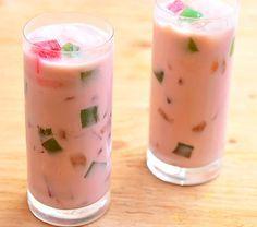 Buko Salad Drink - Kawaling Pinoy