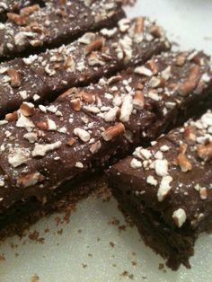 Recipe for Nutella Pretzel Brownie Bars