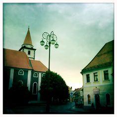 My parish church of St Nicholas.Varazdin 2012