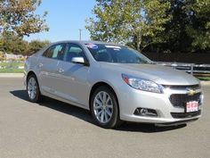 2014 Chevy Malibu Used Cars Chico Ca
