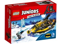 LEGO Juniors 10737 Batman mot Mr. Freeze