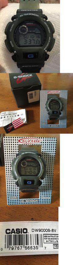 Mens 64518: Rare Nib Casio Mens G-Shock G-Lide Digital Chronograph Watch Dw-9000S-8V -> BUY IT NOW ONLY: $79.5 on eBay!