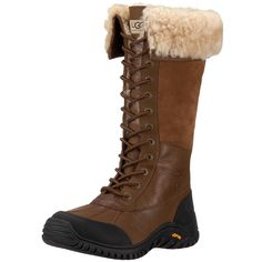 UGG Australia Women's Adirondack Tall Boots >>> Review more details here : Rain boots