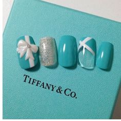 #Tiffany nails