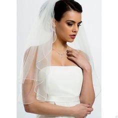 @WomenWantsNL #accessoires #trouwen #sluier #wit #klein #veil