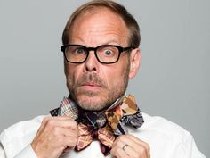 Alton Brown launches bow tie collection