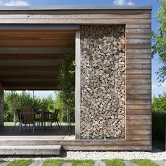 Cabaña de Vacaciones / Tóth Project Architect Office