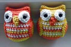 made by Mriek: Owls for Matawi's Artsie
