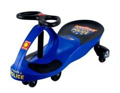Wiggle Plasma Car Ride On Toy Children Toddler Safe Fun Exercise Indoor Outdoor #RollingCoaster