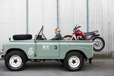 1972 Landrover Series 3.