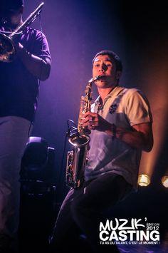 Concert à La Source @ Grenoble, le 22/11/12